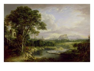 View of the City of Edinburgh, c.1822