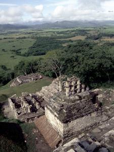 Yachilan, Mayan Ruins, Mexico by Alexander Nesbitt