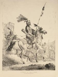 A Chief of the Kurds, 1824 by Alexander Orlowski