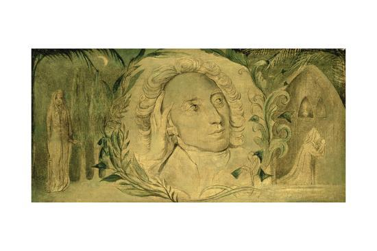 Alexander Pope, C.1800-03-William Blake-Giclee Print
