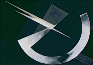 Pointless Composition Number 86 by Alexander Rodchenko