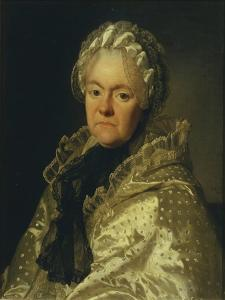 Portrait of Countess Ekaterina Andreyevna Chernysheva, Née Ushakova (1715-177), 1776 by Alexander Roslin
