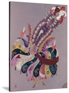 Pavane Fantastique, about 1916/17 by Alexander Sacharoff