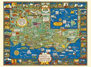 Honolulu and the Sandwich Islands - Hawaiian Islands by Alexander Samuel MacLeod