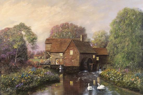 alexander-sheridan-the-old-watermill