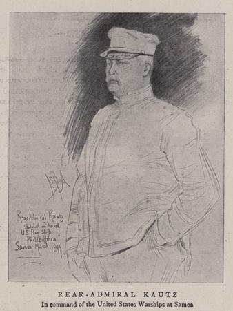 Rear-Admiral Kautz
