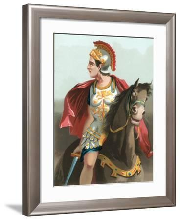 Alexander the Great--Framed Giclee Print