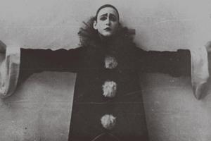 Alexander Vertinsky as Pierrot, 1918