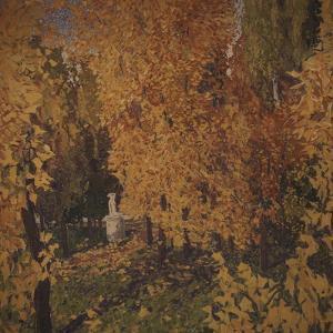 Autumn, 1920 by Alexander Yakovlevich Golovin