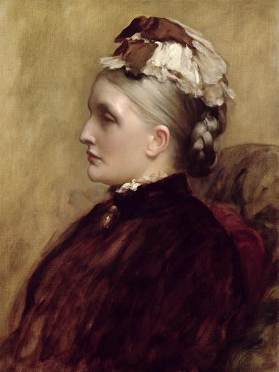 Alexandra Leighton (Mrs Sutherland Orr) (1827-1903), 1891-Frederic Leighton-Giclee Print