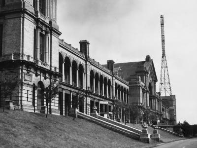 Alexandra Palace--Photographic Print