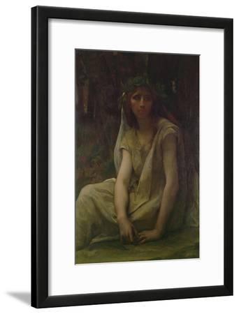 A Druidess, 1868