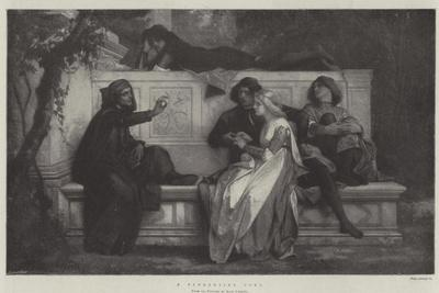 A Florentine Poet