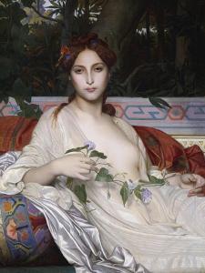 Albayde, 1848 by Alexandre Cabanel