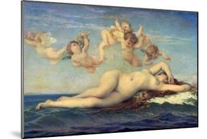 Birth of Venus, 1863 by Alexandre Cabanel