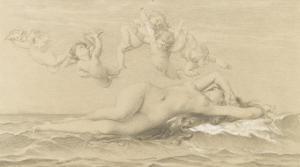 Naissance de Vénus by Alexandre Cabanel