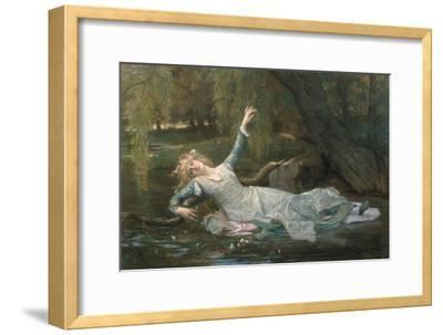 Ophelia, 1883