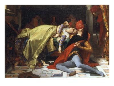 Paolo et Francesca, 1870