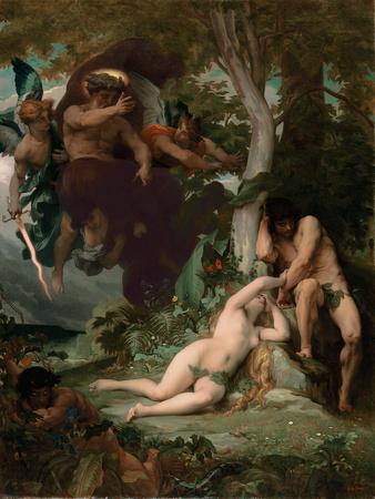 Paradise Lost, 1867