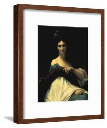 Portrait of Countess de Keller (Marquise de Saint Yves d'Alveydre), c.1873