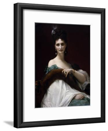 Portrait of Countess Keller, 1873