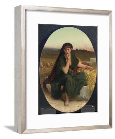 Ruth Revenant Des Champs (Ruth En Repos), 1868