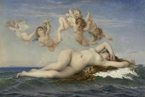 The Birth of Venus, c.1863 by Alexandre Cabanel