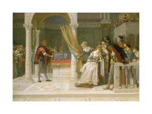The Merchant of Venice, 1881 by Alexandre Cabanel