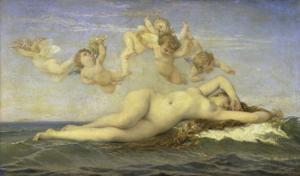 The Naissance de Venusbirth of Venus by Alexandre Cabanel