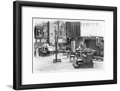The Studio, C1880-1882