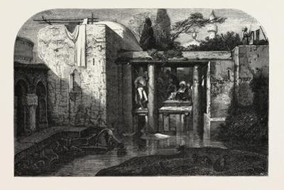 A Coffee in Asia Minor, 1855