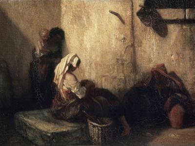 Italian Street Scene, 1849