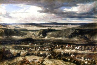 The Defeat of Cimbres, 1833