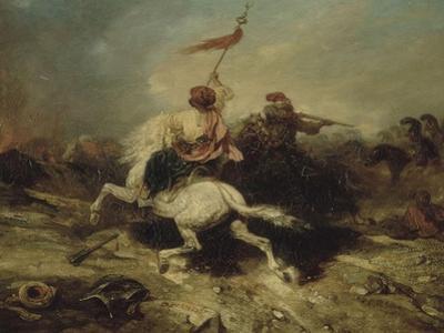 Turkish Horsemen, also known as the Flagship Turkish