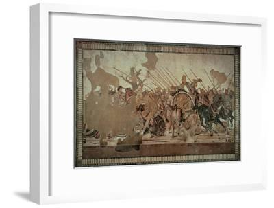 Alexander Mosaic Or the Battle of Issus