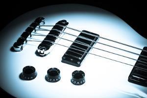 Bass Guitar by Alexandru Nika