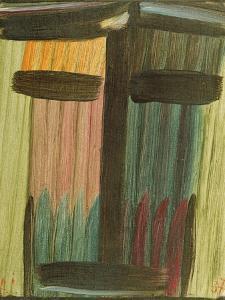 Large Meditation 19, 1937 by Alexej Von Jawlensky