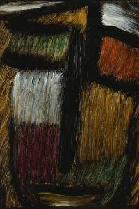 Meditation, 1934 by Alexej Von Jawlensky