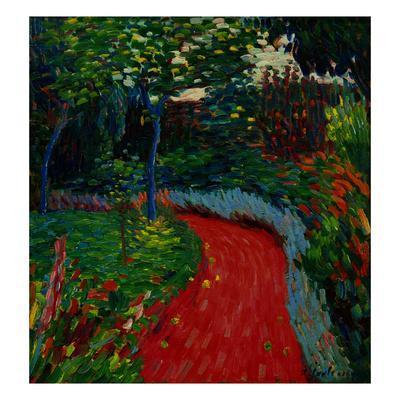 Park Path, c.1905-06