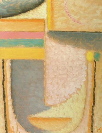 The Last Ray, 1931 by Alexej Von Jawlensky