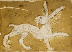 Hare by Alexis Gorodine