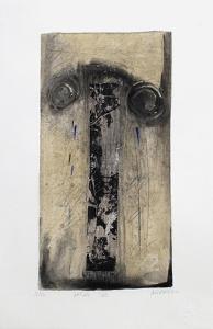 Stèle by Alexis Gorodine