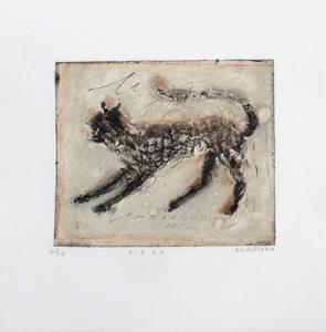 Tigre by Alexis Gorodine