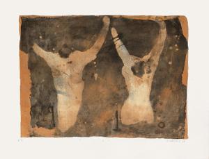 Toros I by Alexis Gorodine