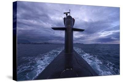 French Nuclear Attack Submarine