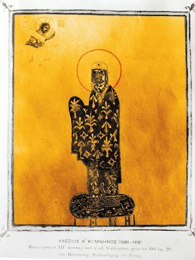 Alexius I Comnenus-Byzantine-Giclee Print