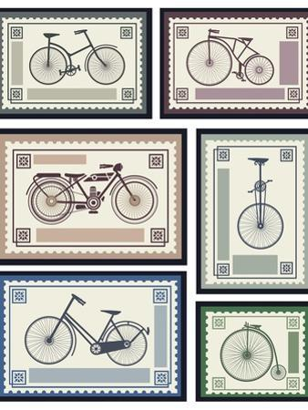 Postage Stamps by alexzel