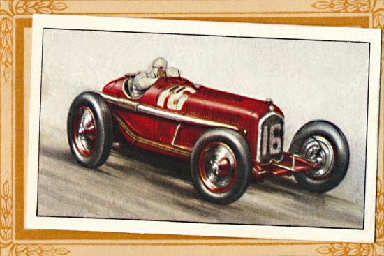 'Alfa-Romeo', c1936-Unknown-Giclee Print
