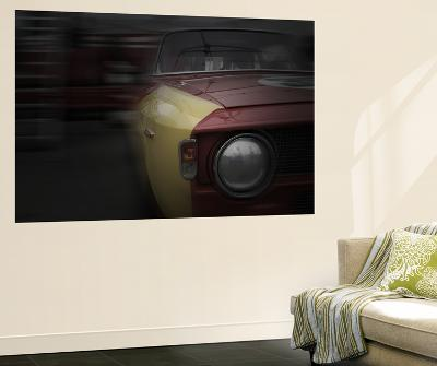 Alfa Romeo GTV Front-NaxArt-Wall Mural