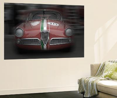 Alfa Romeo Laguna Seca-NaxArt-Wall Mural